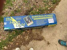The Hoop Light Basketball at Night Bollinger New open box