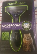 *New Style Furminator Undercoat Deshedding Tool Medium / Large - Long Hair Cat