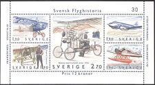 Svezia 1984 aerei/Aviazione/Trasporto/Aeromobile/volo/Sea-piano 5 V M/S (n26693)