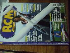 6µ?§ Revue RCM n°247 Plan encarté Shark / Diabolic P61 Hirundo DG 1000Roofmat