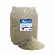 25 kg Filtersand 0,4 - 0,8 mm für Sandfilter Poolfilter Quarzsand Filtermedium