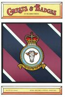 Postcard RAF Royal Air Force Station HEREFORD Crest Badge No.131 NEW