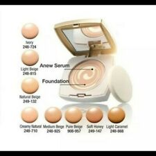 """Avon Anew Age-Transforming 2-in-1 Compact Foundation """"Pure Beige""""~ New In Box"""