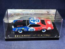 K3-100 LEGENDS OF RACING 1:43 SCALE -JAMES HYLTON #48 -1971 MERCURY CYCLONE -NIB