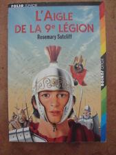 L'Aigle de la 9e légion de Sutcliff, Rosemary | Livre | d'occasion