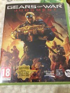 Gears of War: Judgement (Xbox 360) (New)