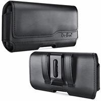 De-Bin iPhone 11 Pro Max/Xs Max Pouch Case w/ Belt Clip Phone Pouch Holster Case