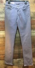NWT Red Engine Cinder Straight Leg Denim Jeans Women's Size 25 Gray
