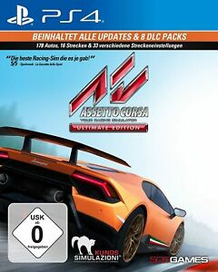 Assetto Corsa Ultimate Edition | PS4 | 505Games | NEU