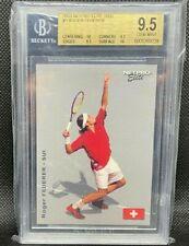 2003 Netpro Elite /2000 Roger Federer RC BGS 9.5 Gem Mint (.5 from PRISTINE)