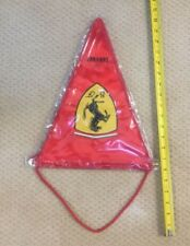 New Ferrari SCUDERIA FERRARI Official Pennant  Made in Italy