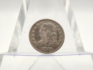 1835 Capped Bust Half Dime **Nice Details! Great Eye Appeal!**