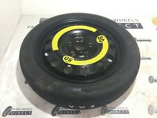 "2001 - 2010 SEAT ALHAMBRA 16"" SPARE SPACE SAVER WHEEL  (VW4)"