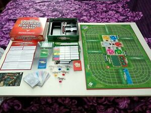 The Really Nasty Horse Racing Game Competitive Family Complete Board Game