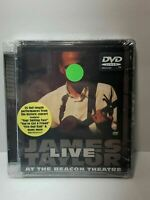James Taylor - Live At The Beacon Theatre (DVD, 2011) New Sealed