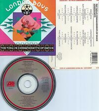 LONDON BOYS-THE 12 COMMANDMENTS OF DANCE-1988-USA-MATRIX: 3 82043-2 SRC=01-CD-M-