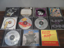 11 ROCK Used PROMO CD Lot Some Remixes RARE