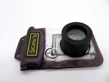 DiCAPac WP-110 Outdoor Unterwassertasche für Kompaktkamera, Schutzhülle
