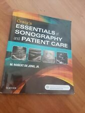 Craig's Essentials of Sonography and Patient Care 4th Edition by M. Robert De Jo