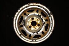 MICHELIN Cerchio in Acciaio Cerchione scheibenrad Argento ha per SMART FORTWO 450 #21