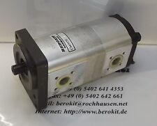 Deutz Fahr MD 3640 4080 Hydraulikpumpe mehr Leistung 19+11 0510565356