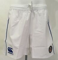 BATH RUGBY BRIGHT WHITE 3RD SHORTS BY CANTERBURY SIZE 38 INCH WAIST BRAND NEW