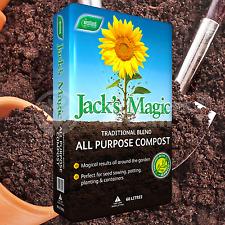 Westland 60L Jack's Magic Multi Purpose Compost Peat Garden Plant Soil