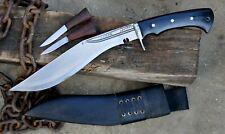 10 inches Blade kukri knife-khukuri-knife-knives-hand forged-working knife-Nepal