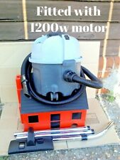 Nilfisk Vp300 Commercial Bagged Vacuum Cleaner C/W Uprated 1200w Motor + Tools