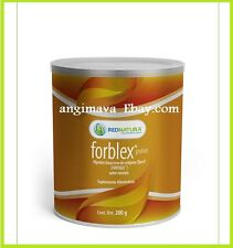 Forblex Red-Natura  Favors the response to immunological rheumatic diseases.