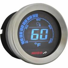Koso North America - BA050000 - 2in. Ambient Air Temperature Gauge, Chrome