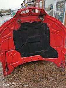 BMW Z3 BONNET IN RED