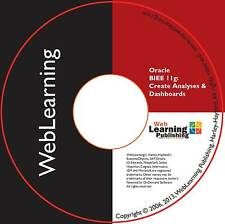 Oracle Business Intelligence 11g Create Analyses & Dashboards Training Guide