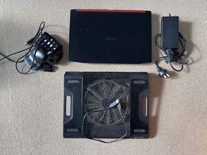 ACER Nitro-5 (AN515-52-KE) Gaming Laptop With Nostromo Keypad And External Fan