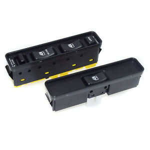 2 Pcs Left & Right Electric Power Window Control Switch Fit Suzuki Vitara 99-04