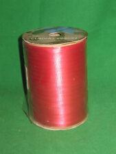 "Red Curling Ribbon- 3/16""-300 Feet"