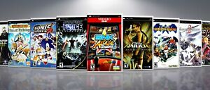 Replacement PlayStation PSP Titles Q-Z Covers and Cases. NO GAMES!