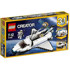 LEGO Creator 31066: Space Shuttle Explorer - Brand New