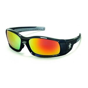 MCR Crews SWAGGER Sport Work Sunglasses 1 PAIR, Safety Glasses Various Colors