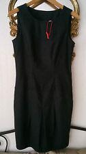 """Robe Tunique Neuve Esprit"""" Flanelle Grise So Chic Taille 38"""