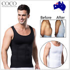 MEN MEN'S SLIMMING BODY SLIM SHAPER UNDERWEAR CORSET COMPRESSION VEST/SHIRT