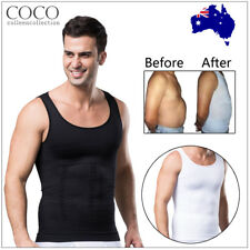 47c3a704ce2 MEN MEN S SLIMMING BODY SLIM SHAPER UNDERWEAR CORSET COMPRESSION VEST SHIRT