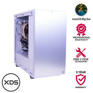 i9 10940X 14 Core,32GB 3200MHz,1TB M.2 NVME,16GB RX 6800,TB.3 Hackintosh Big Sur