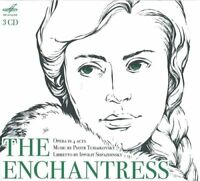 G. leading singers of the Moscow Theaters/Provatorov - The Enchantress [CD]