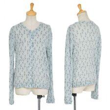 TSUMORI CHISATO Floral Knit Cardigan Size M(K-94038)