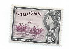 Gold Coast (until 1957) Single Stamps