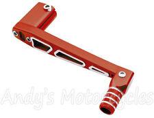 Manubri, manopole e leve rosso per moto Derbi