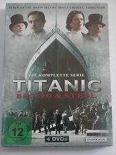 Titanic -  Blood & Steel - Die komplette Serie - Werft, Dock, Untergang, Belfast