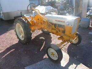 International Low Boy Cub  Tractor