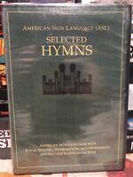 American Sign Language ASL Selected Hymns LDS DVD Set 127 Songs English Sub RARE